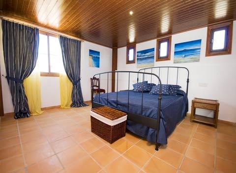 Schlafzimmer Finca Mallorca PM 522