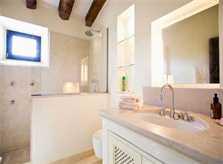 Bad Exklusive Finca Mallorca mit Service und großem Pool PM 530