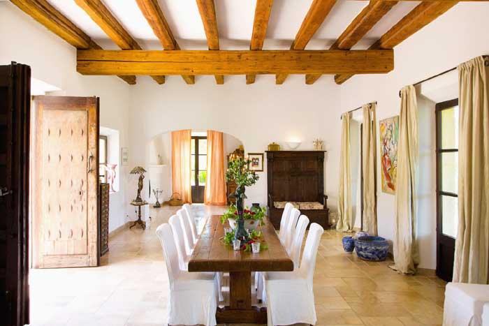 Essplatz Exklusives Ferienhaus Mallorca mit Pool PM 530