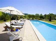 Poolblick 4 Exklusive Finca Mallorca PM 530
