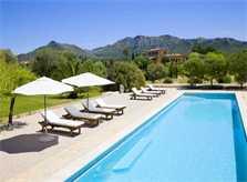 Poolblick Exklusive Finca Mallorca PM 530