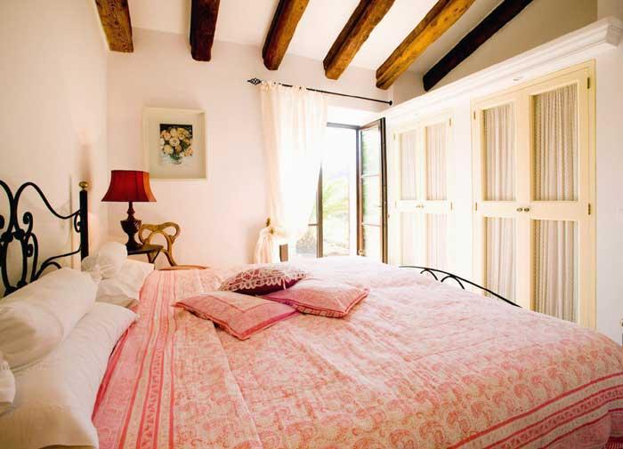 Schlafzimmer 2 Exklusive Finca Mallorca mit Pool und Service PM 530