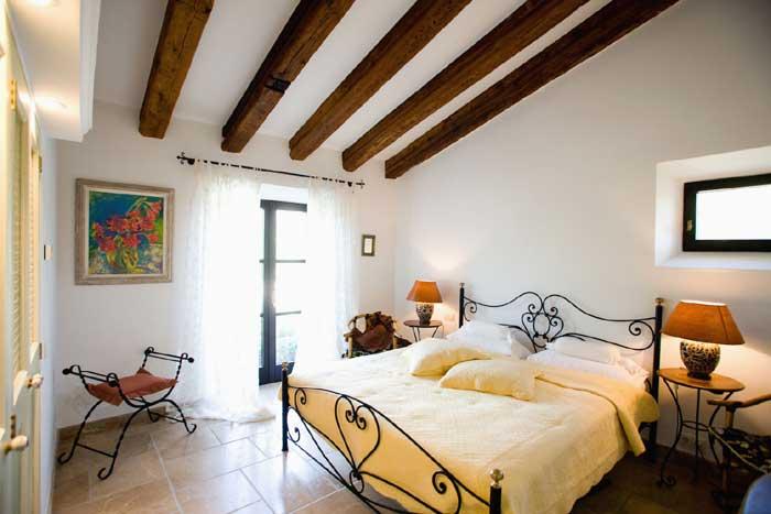 Schlafzimmer 3 Exklusive Finca Mallorca mit Pool und Service PM 530