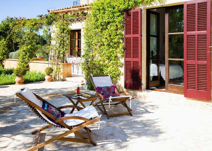 Terrasse 4 Exklusives Finca Mallorca PM 530