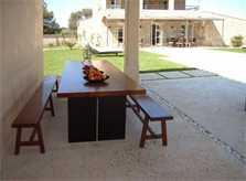 Essplatz Poolhaus Finca Mallorca mit Pool für 8 - 10 Personen PM 5397
