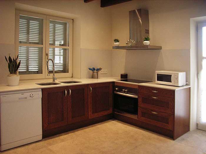 Küche Finca Mallorca mit Pool für 8 - 10 Personen PM 5397