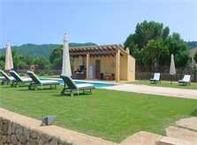 Poolhaus 2 Finca Mallorca mit Pool für 8 - 10 Personen PM 5397