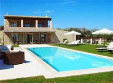 Poolblick Finca Mallorca 8-10 Personen PM 5397