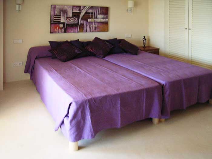 Schlafzimmer 4 Finca Mallorca mit Pool für 8 - 10 Personen PM 5397