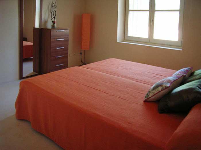 Schlafzimmer 3 Finca Mallorca mit Pool für 8 - 10 Personen PM 5397