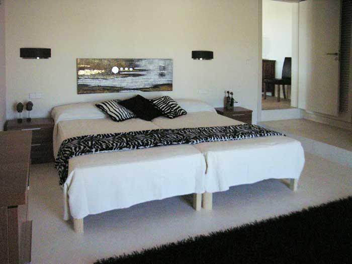 Schlafzimmer Finca Mallorca mit Pool für 8 - 10 Personen PM 5397