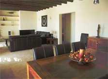 Wohnraum 2 Finca Mallorca mit Pool für 8 - 10 Personen PM 5397