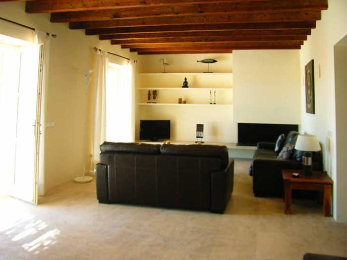 Wohnraum 3 Finca Mallorca mit Pool für 8 - 10 Personen PM 5397