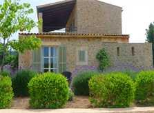 Blick auf die Finca Mallorca mit Pool für 8 - 10 Personen PM 5397