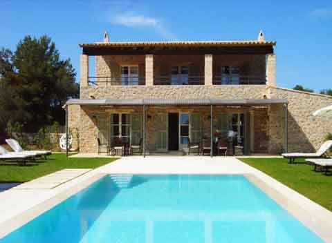 Finca Mallorca für 10 Personen, 12, 14 bis 24 Personen mieten: STEINER