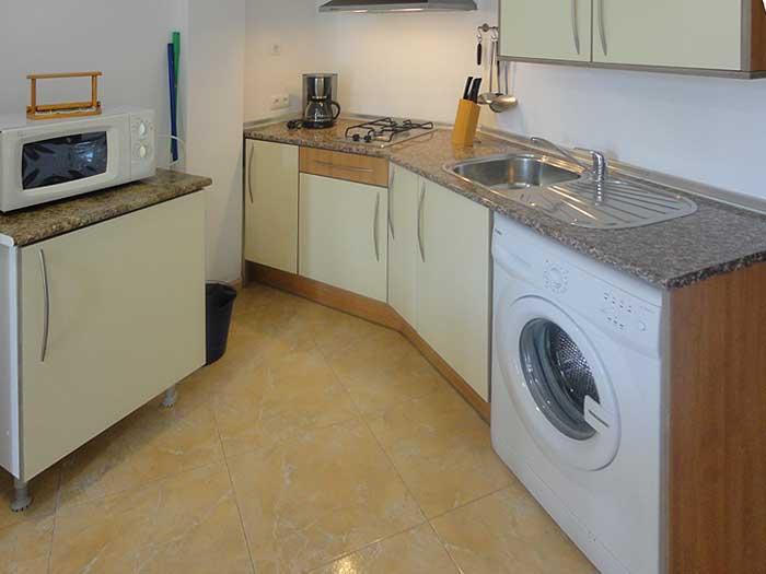 Küche Ferienwohnung Cala Ratjada 2 - 4 Personen PM 545 A