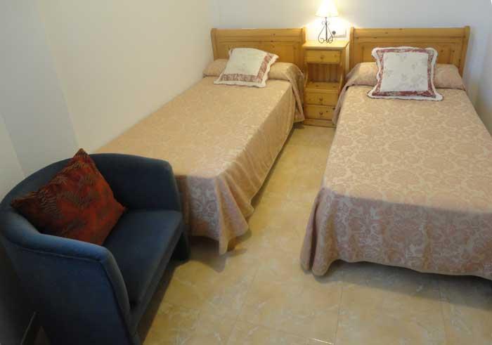 Schlafzimmer Ferienwohnung Cala Ratjada 2 - 4 Personen PM 545 A