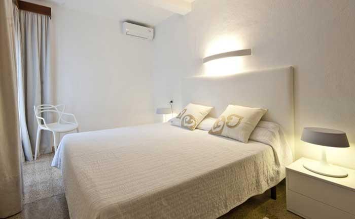 Schlafzimmer mit Klimaanlage 3 Ferienhaus mit Pool Cala Ratjada PM 5475