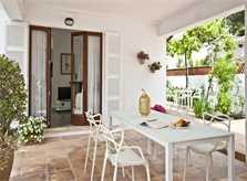 Terrasse Ferienhaus Cala Ratjada PM 5475