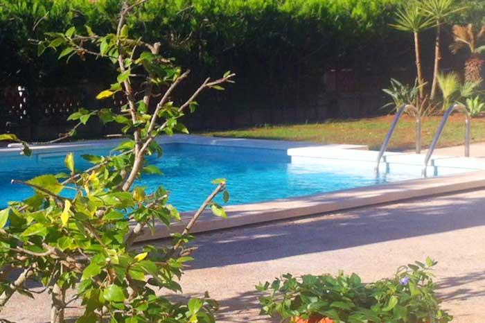 Pool Ferienhaus Mallorca PM 5475