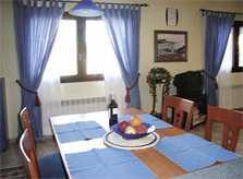 Esstisch der Ferienwohnung Mallorca mit Pool PM 549