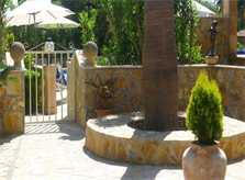Eingang Finca Mallorca mit Pool Ferienwohnung 2 - 4 Personen PM 5491