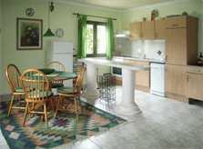 Wohnraum Finca Mallorca mit Pool Ferienwohnung 2 - 4 Personen PM 5491