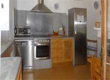 Küche Finca Mallorca mit Pool bei Arta PM 5492