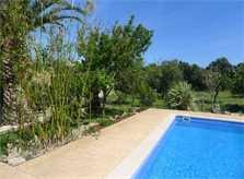 Poolblick 3 Finca Mallorca mit Pool bei Arta PM 5492
