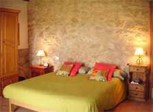 Schlafzimmer Finca Mallorca mit Pool bei Arta PM 5492