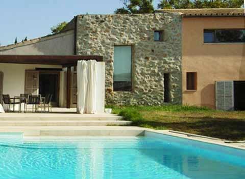 Pool und Finca Mallorca Nordosten für 10-12 Personen PM 5593