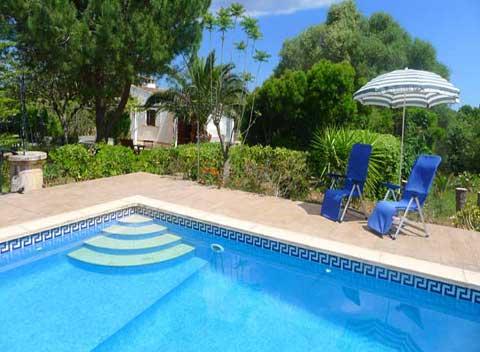 Pool Finca Mallorca Arta 4 Personen PM 5672