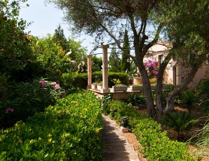 Garten und Finca Mallorca mit Pool für 8 Personen bei Arta PM 569