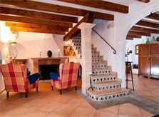 Halle 3 Finca Mallorca mit Pool für 8 Personen bei Arta PM 569