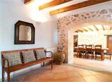 Sala Finca Mallorca mit Pool für 8 Personen bei Arta PM 569