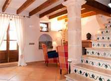 Halle 2 Finca Mallorca mit Pool für 8 Personen bei Arta PM 569