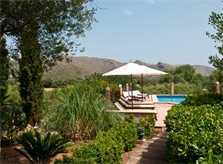 Garten Finca Mallorca Pool 8 Personen Arta PM 569
