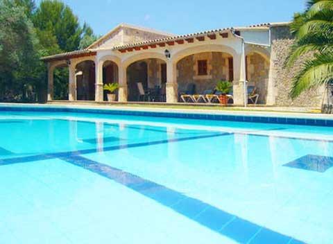 Pool Finca Arta Mallorca für 6 Personen Nordosten PM 572