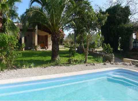 Pool Finca Arta Mallorca für 2 - 4 Personen PM 5773