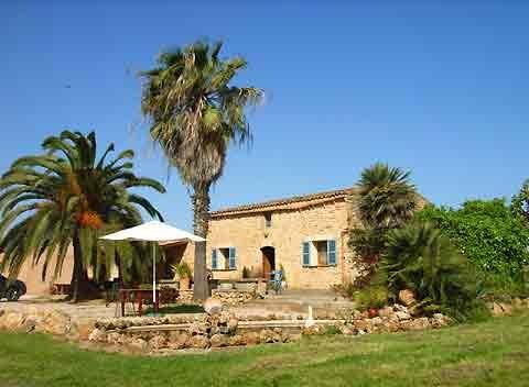 Pool und Finca Mallorca Nordosten 6 - 7 Personen PM 5825