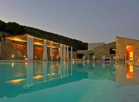Großer Pool Exklusive Finca Mallorca 16 - 20 Personen PM 585