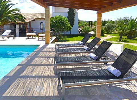 Pool und Finca Ferienwohnung Mallorca 2 Personen PM 5903