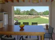 Aussenkueche und Barbecue Finca Mallorca Pool 6-10 Personen PM 5915