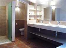 Modernes Badezimmer 2 Finca Mallorca mit Pool und Klimaanlage PM 5915