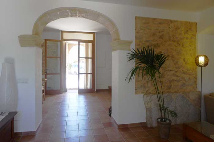 Eingangshalle Finca Mallorca 6-10 Personen Pool PM 5915