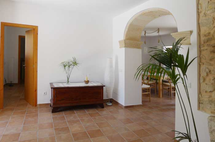 Halle Finca Mallorca mit Pool und Klimaanlage PM 5915
