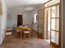 Essplatz Finca Mallorca mit Pool und Klimaanlage für 6-10 Personen PM 5915