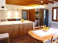 Küche 2 Moderne Finca Mallorca mit Pool und Klimaanlage PM 5915