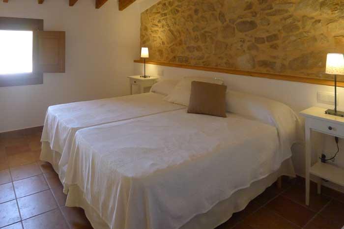 2. Schlafzimmer Moderne Finca Mallorca mit Pool und Klimaanlage PM 5915