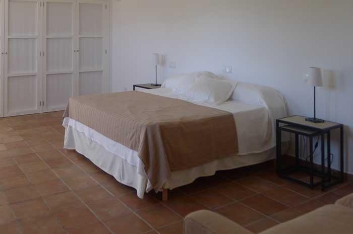 Schlafzimmer Moderne Finca Mallorca mit Pool und Klimaanlage PM 5915
